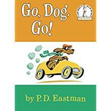 Go, Dog, Go! book cover